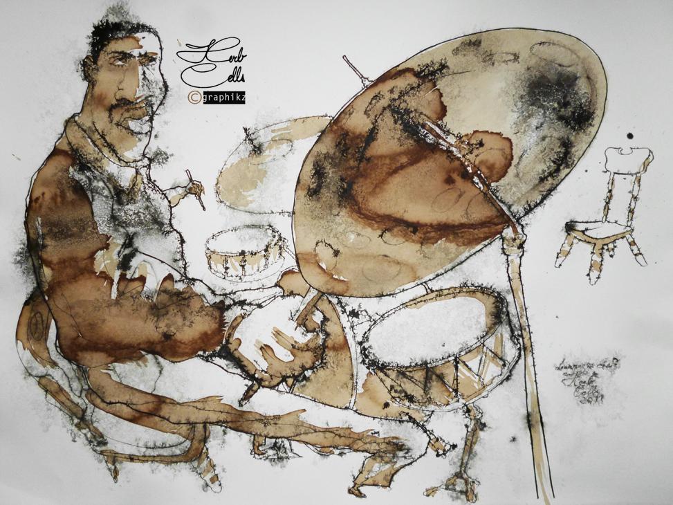 JR VI_drummer's chair