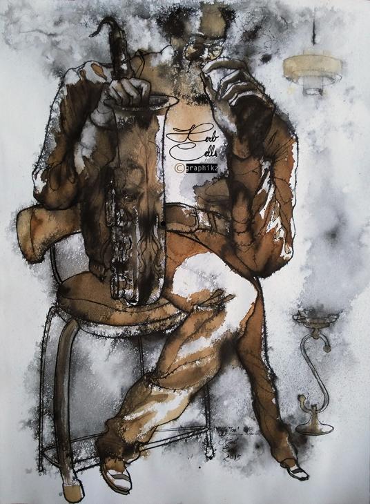 Big Joe b (jr VIII) by Herb Cells